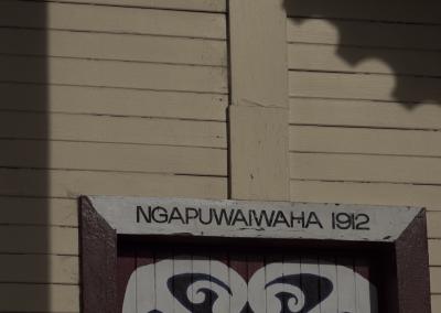 Ngāpuwaiwaha wharepuni